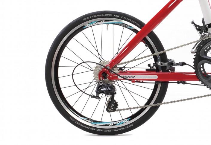 Tyrell Bike FSX Schaltung
