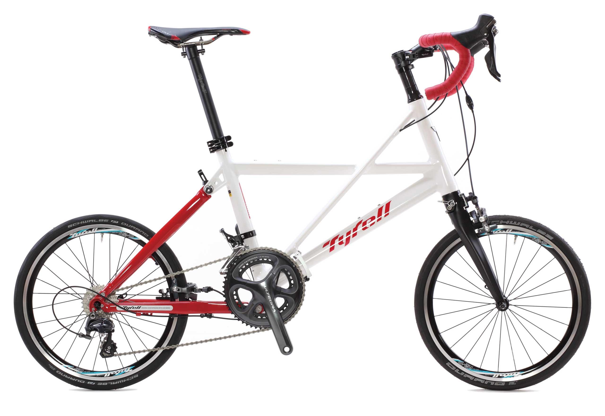 Tyrell Bike FSX