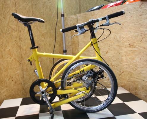 Tyrell Bike mit dem FX auf der Fahrradschau Berlin