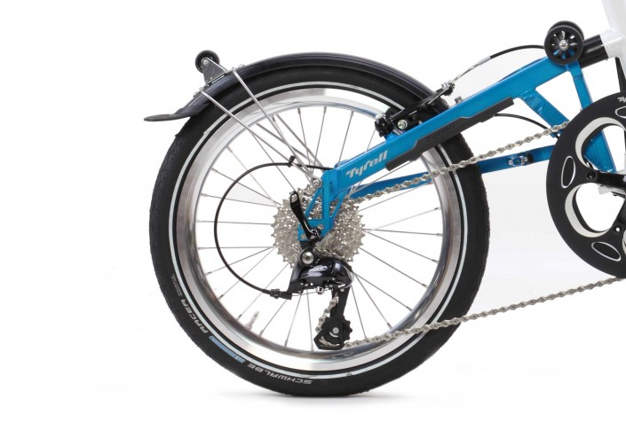Tyrell Bike IVE Schaltung