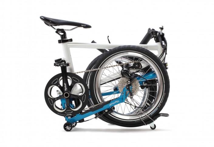 Tyrell Bike IVE gefaltet
