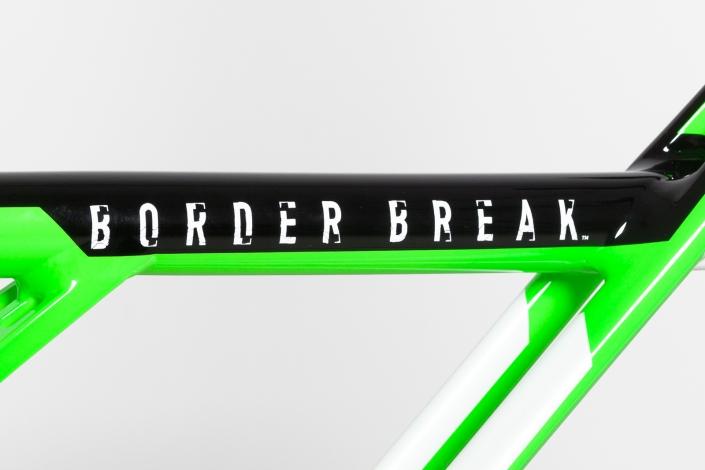 Tyrell SRV Border Break