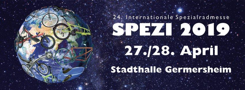 Tyrell auf der Spezialradmesse Spezi und auf der Eurobike 2019